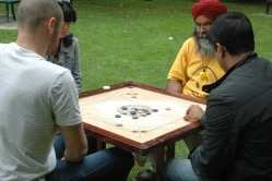Carrom social event