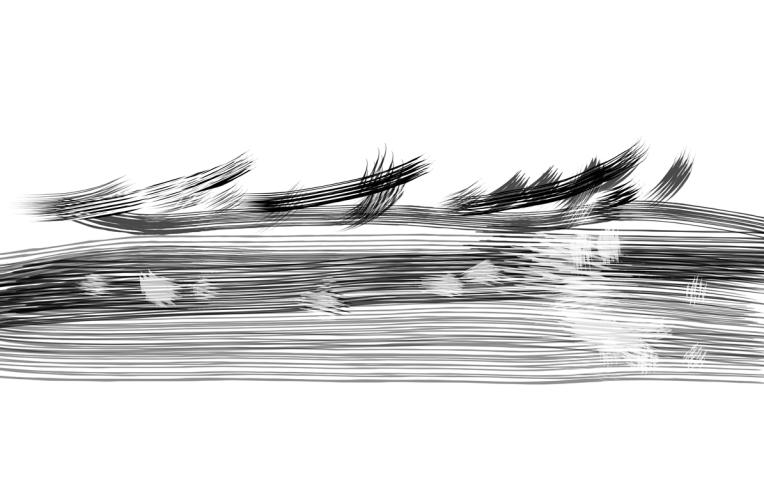 Movement painting  |  Saverio Tonoli