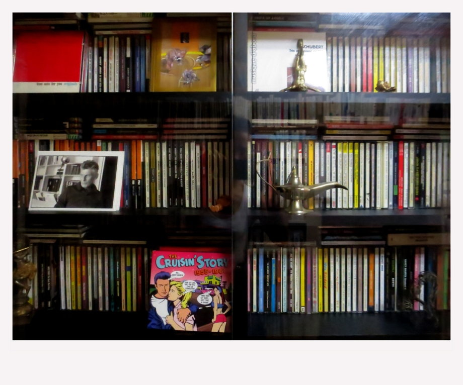 Music, love and Westside Story - Ko's CD shelf